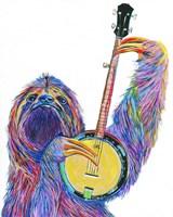 Slow Banjo Fine-Art Print