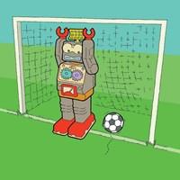 Goalie Bot Fine-Art Print