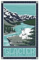 Glacier National Parks Fine-Art Print