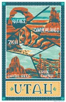 Utah Parks Fine-Art Print