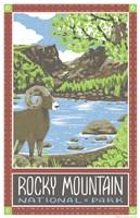 Rocky Mountain National Park Fine-Art Print