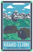 Grand Teton National Park Fine-Art Print
