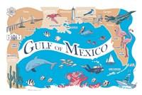 Gulf of Mexico Fine-Art Print