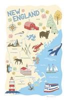 New England Fine-Art Print