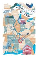 Mississippi River Fine-Art Print