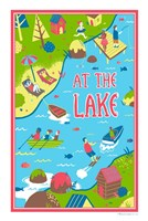 At the Lakes Fine-Art Print