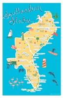 Southeastern States Fine-Art Print