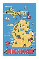 Michigan Fine-Art Print