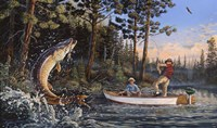 Great Muskie Moments Fine-Art Print