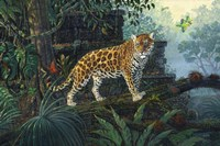 The Guardian Jaguar Fine-Art Print