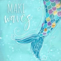 Make Waves I Fine-Art Print