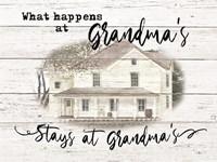 Stays at Grandma's Fine-Art Print