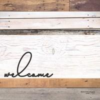 Welcome Pallet Fine-Art Print