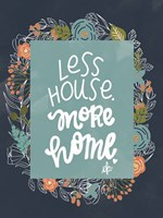 Less House Fine-Art Print