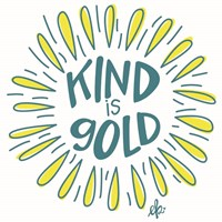 Sunshine Kind is Gold Fine-Art Print