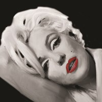 Marilyn's Lips Fine-Art Print