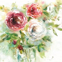 Garden Jar I Fine-Art Print