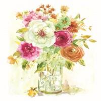 Garden Jar V Fine-Art Print