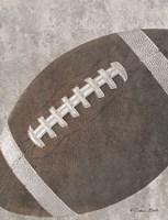 Sports Ball - Football Framed Print