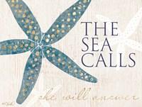 The Sea Calls Fine-Art Print