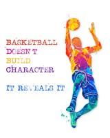 Basketball 1 Fine-Art Print