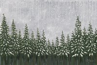 Snowy Forest Fine-Art Print