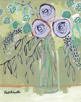 The Flower Lady Fine-Art Print