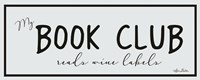 My Book Club Fine-Art Print