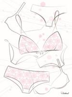 Pink Underwear Fine-Art Print