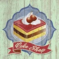 Cake Shop Fine-Art Print
