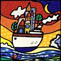 Navigare con Amore Fine-Art Print