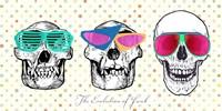 The Evolution of Funk Fine-Art Print