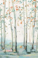Emerald Forest I Fine-Art Print