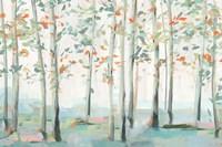 Emerald Forest III Fine-Art Print