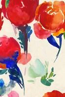 Fresh Spring Florals I Fine-Art Print