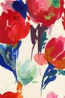 Fresh Spring Florals II Fine-Art Print