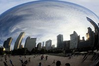 The Bean Chicago Fine-Art Print