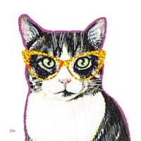 Bespectacled Pet III Fine-Art Print