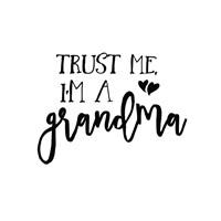 Grandma Inspiration I Fine-Art Print