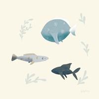 Ocean Life Fish Fine-Art Print