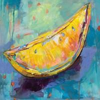 Lemon Wedge Fine-Art Print