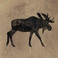 Brown Lodge III Fine-Art Print