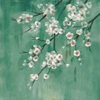 Cherry Cloud I Jade Fine-Art Print