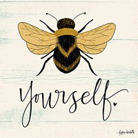 Bee Yourself Fine-Art Print
