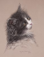 Pretty Kitty Fine-Art Print