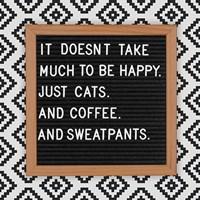 Cats and Sweatpants Fine-Art Print