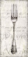 Decorative Fork Fine-Art Print