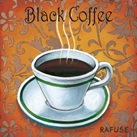 Black Coffee Fine-Art Print