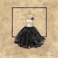 Take Me Dancing III (b&w) Fine-Art Print
