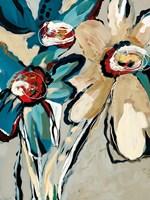 Blooming Blue II Fine-Art Print